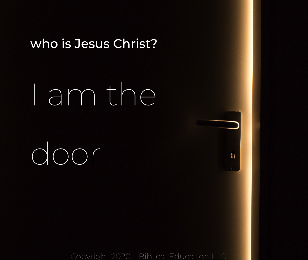 Ik ben de deur 1280x1080